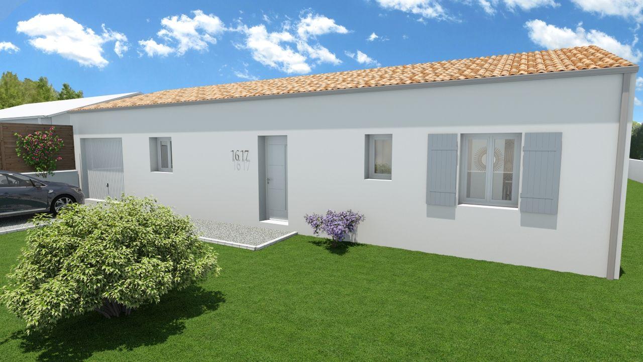 Photo de la maison n°0 de 87 m² à SAINTES