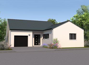 image offre-terrain-maison Maison 106.03 m² avec terrain à PIPRIAC (35)