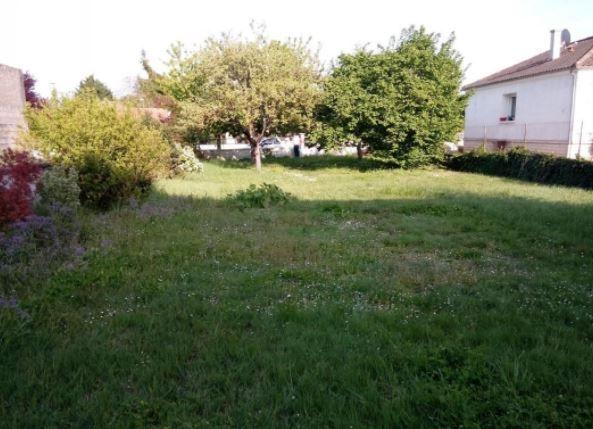 Photo du terrain à bâtir de 430 m² <br><span>JAUNAY-CLAN(86)