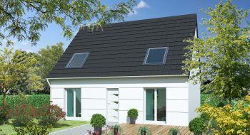 Photo de la maison 4CH de 107m²<br> à NOGENT-LE-ROI (28)