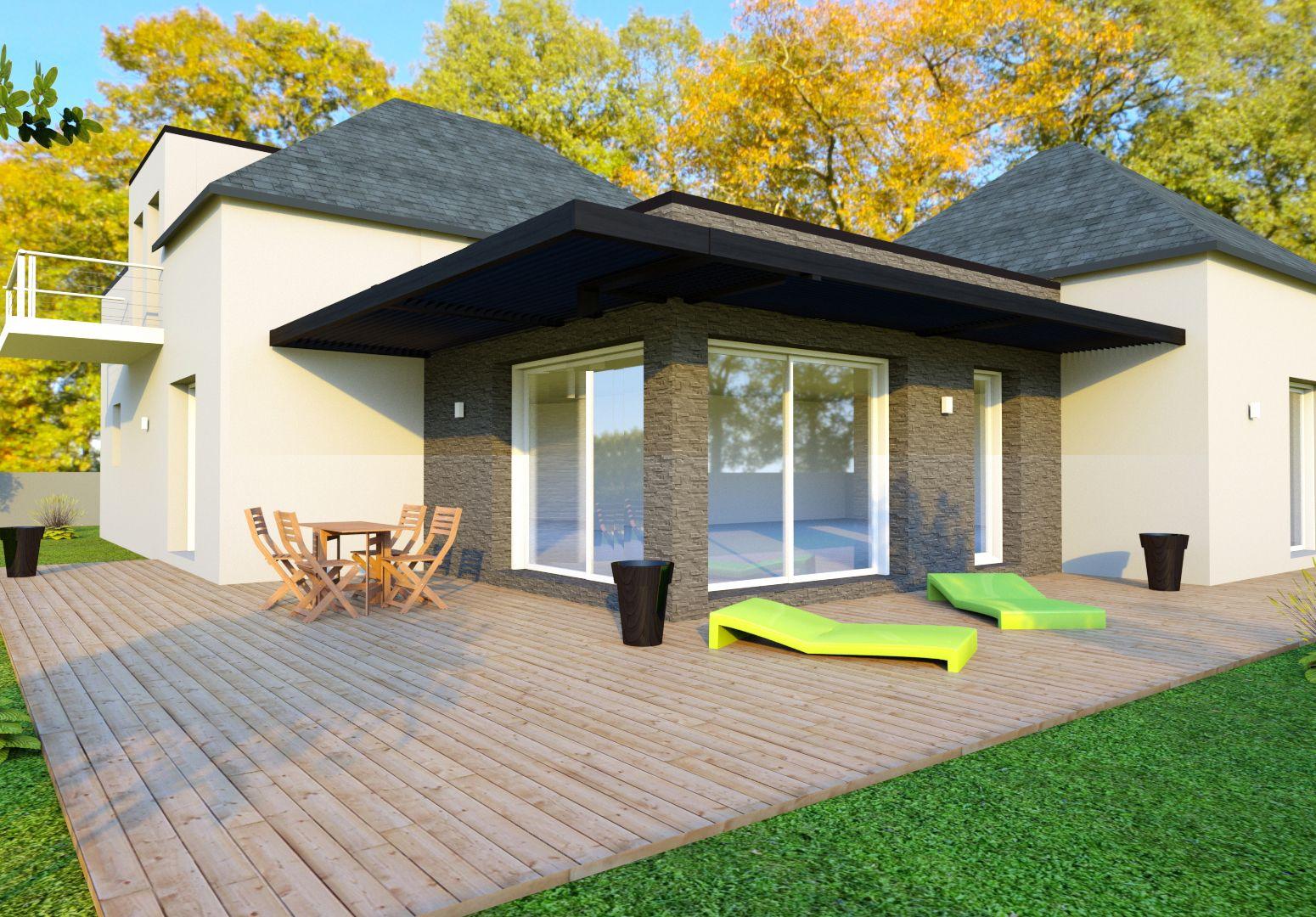 Image du modèle de maison LE RHEU 3CH 150