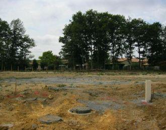 Photo du terrain à bâtir de 603 m² <br><span>SAINT-BENOIT(86)