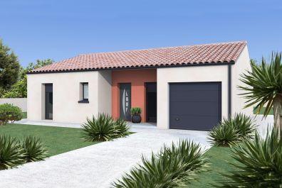 image offre-terrain-maison Maison 81.35 m² avec terrain à LES BILLAUX