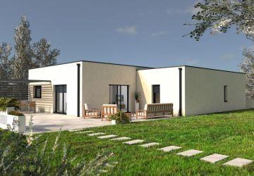 Modèle de maison Modèle de 92.73 m² à 167 500,00 €