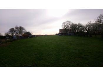 Photo du terrain à bâtir de 990m²<br> à MARCHEVILLE (28)