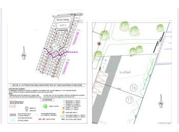 Photo du terrain à bâtir de 425m²<br> à NOGENT-LE-ROI (28)