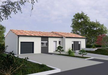 Modèle de maison JADE T 4CH 101