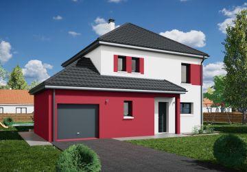 image offre-terrain-maison Maison 105.07 m² avec terrain à SAINT-HILAIRE-SAINT-MESMIN (45)