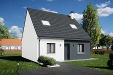 image miniature Maison 90.23 m² avec terrain à LADON (45)