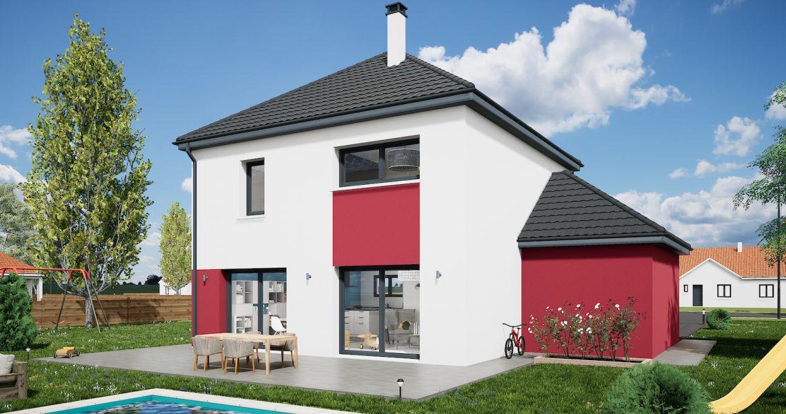 image Maison 105.07 m² avec terrain à MELLEROY (45)
