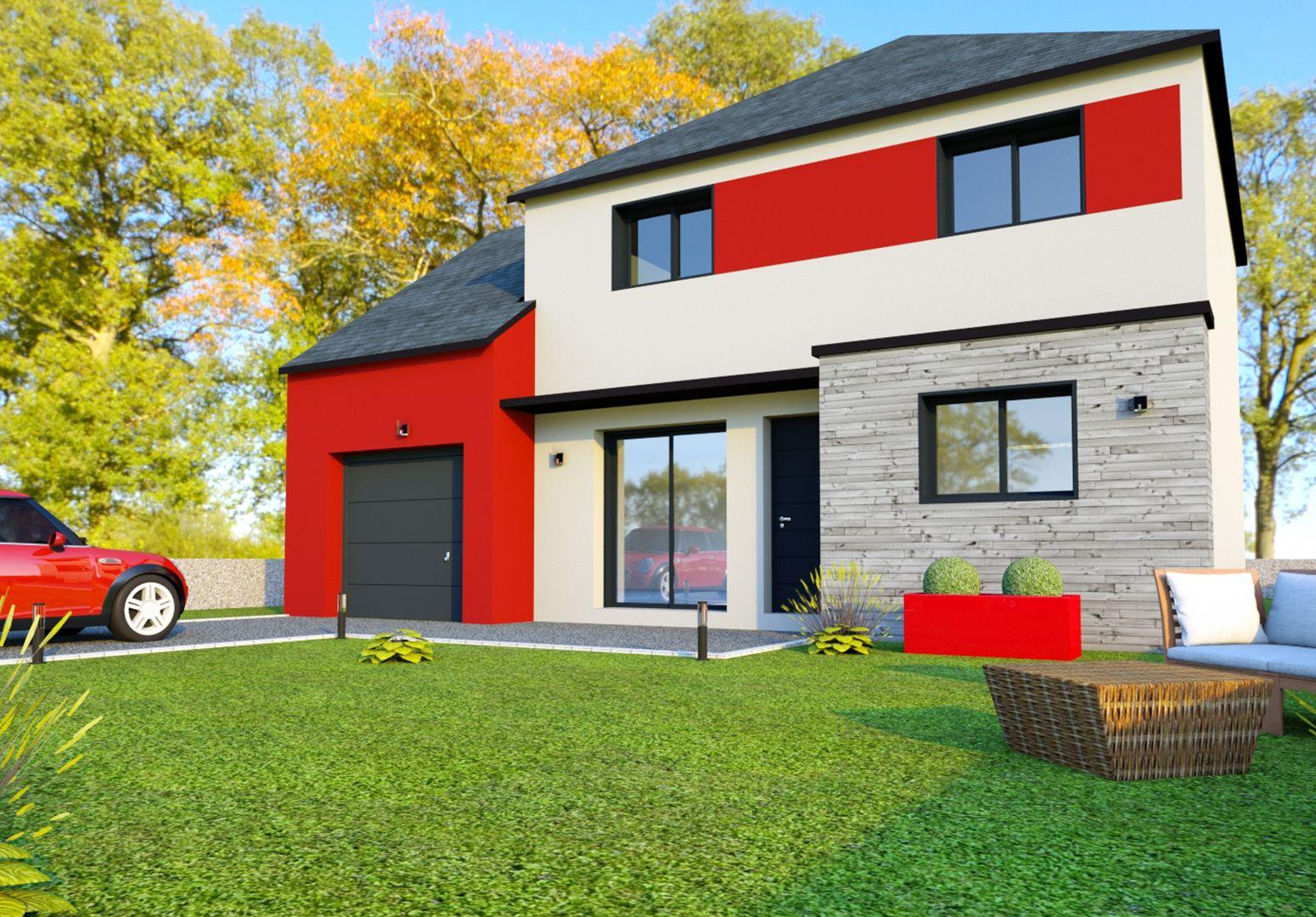 Image du modèle de maison TADEN 4CH 104