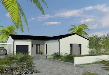 Modèle de maison AMBRE M 3CH 87