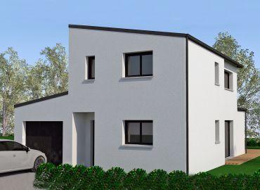 image offre-terrain-maison Maison 103.19 m² avec terrain à IFFENDIC (35)