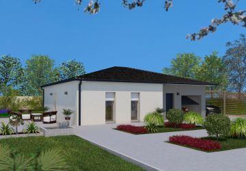 Modèle de maison CRISTAL M 3CH 91