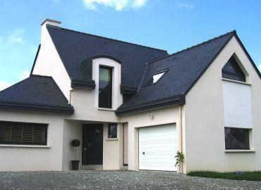 image de la construction de maison Tinténiac (35)