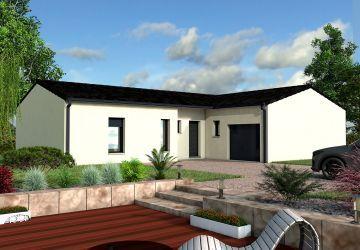Modèle de maison FIDJI 3CH 98 Garage T