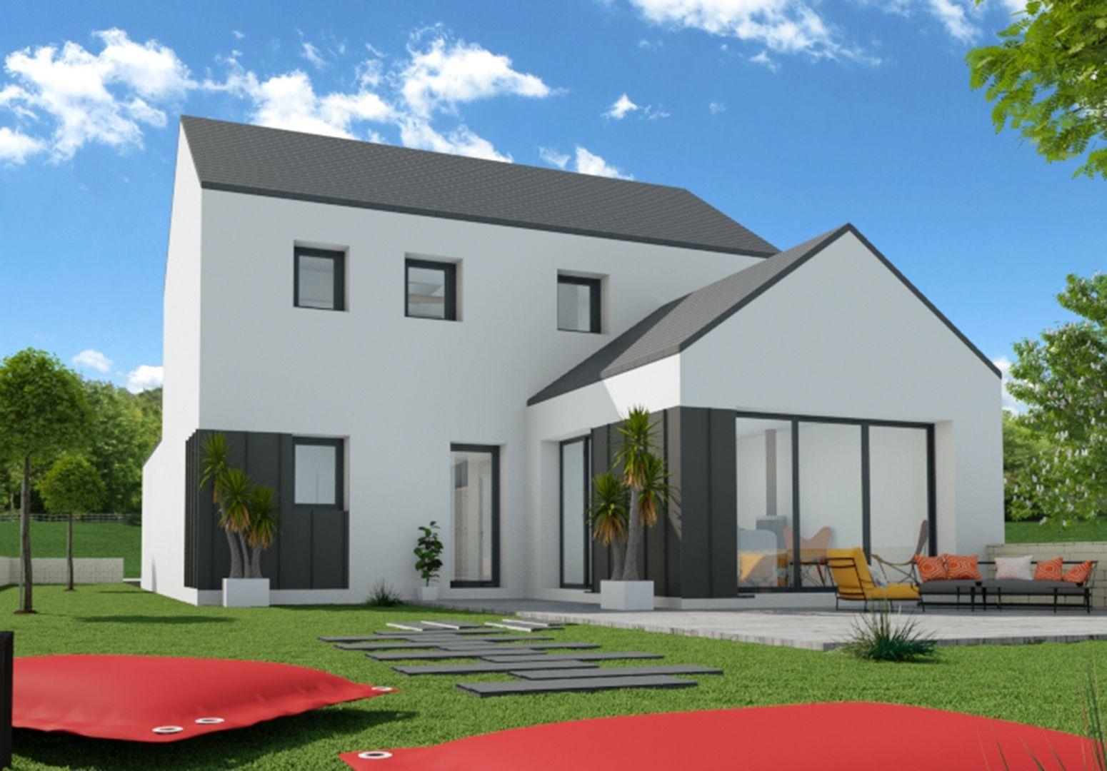 Image du modèle de maison LANNION 4CH 106