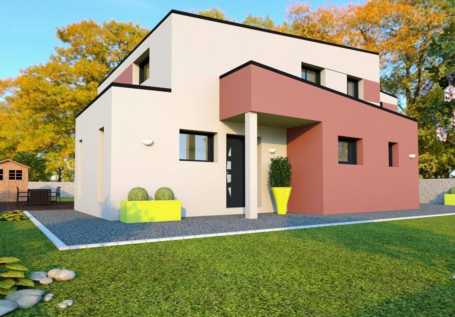 Image du modèle de maison CAULNES 3CH 110