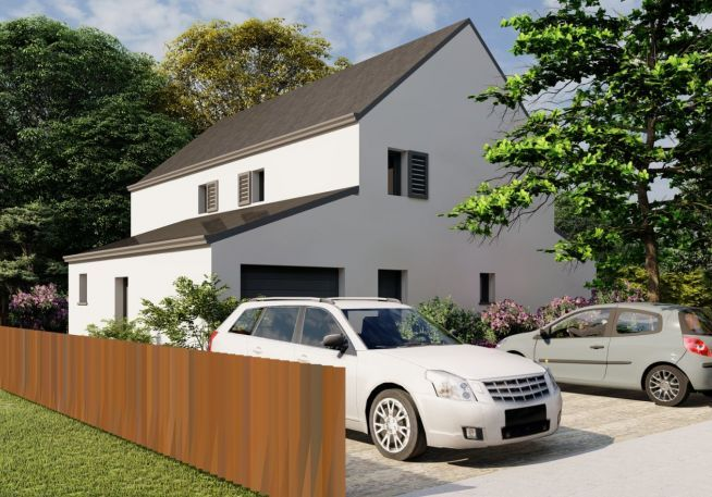 Maison 140 m² avec terrain à SAUTRON (44)