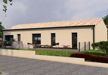 Modèle de maison IRIS T 2CH 65