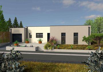 Modèle de maison Modèle de 84.38 m² à 193 300,00 €