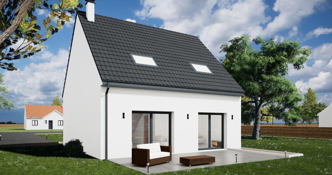 image Maison 104.76 m² avec terrain à ORLEANS (45)