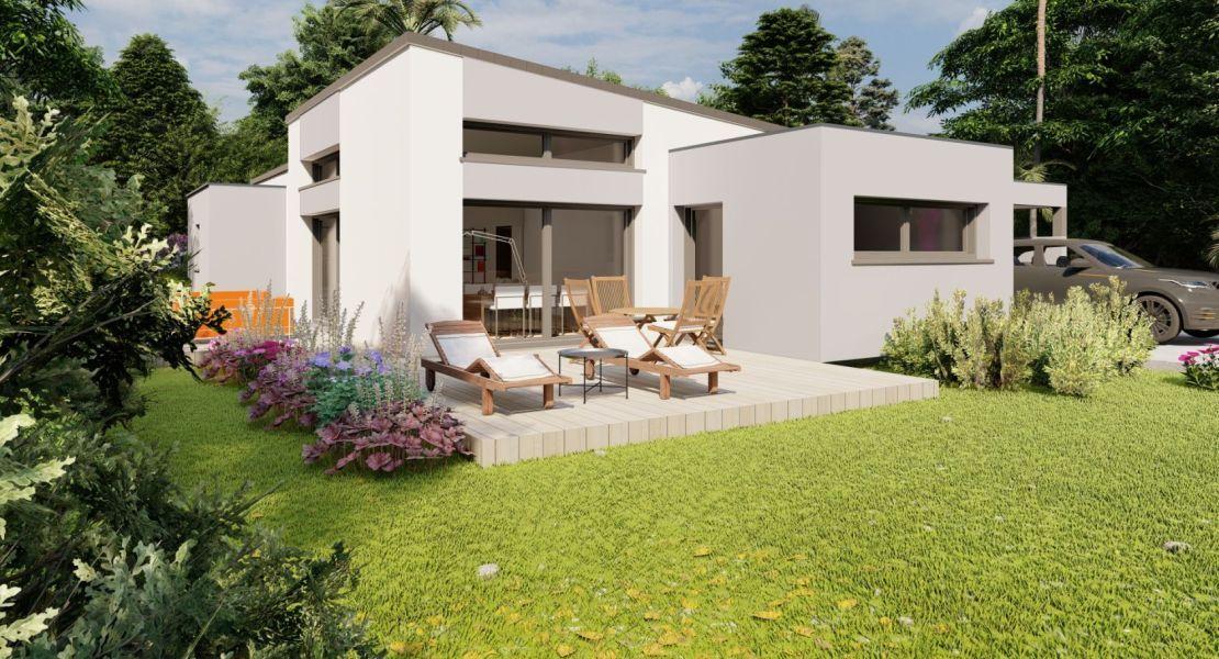 image Maison 100 m² avec terrain à DONGES (44)