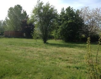 Photo du terrain à bâtir de 750 m² <br><span>DISSAY(86)