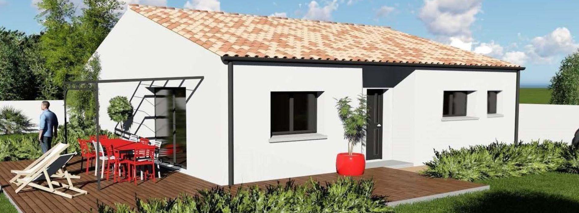 Image Maison 89.89 m² avec terrain à LE FIEU (GIRONDE - 33)