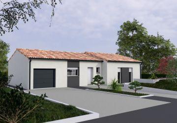 Modèle de maison Modèle de 89.01 m² à 169 000,00 €