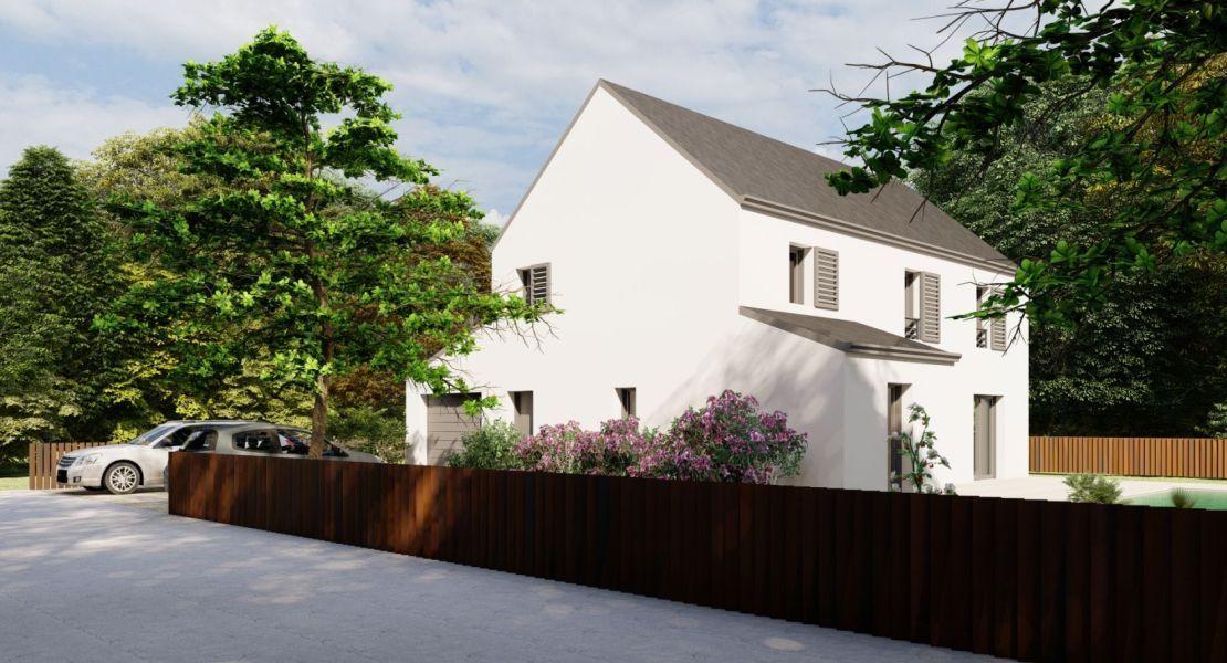 image Maison 140 m² avec terrain à PETIT-MARS (44)