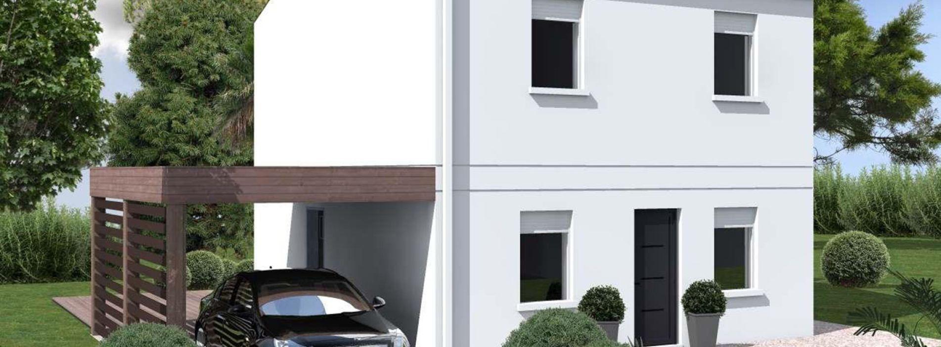 Image Maison 82.74 m² avec terrain à CAMPUGNAN