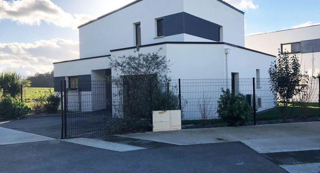 image Livraison d'une construction de maison neuve à PLOEREN (56)