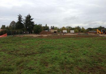 image terrain Terrain à bâtir de 520 m² à ARDON (45)