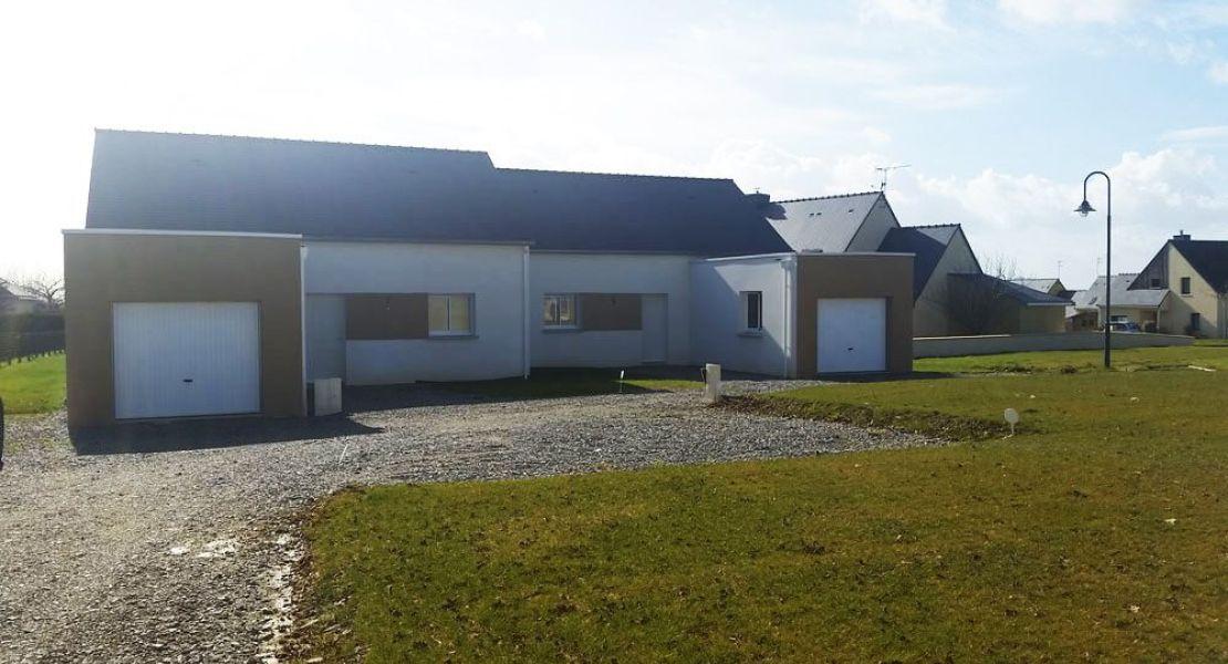 image Livraison d'une construction de maison neuve à TRIGNAC (44)