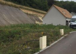 Terrain Agence d'Isneauville, Terrain 990m²