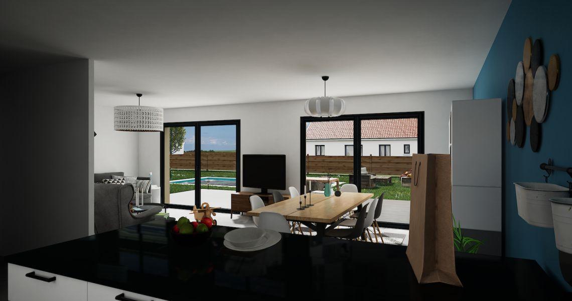 image Maison 105.07 m² avec terrain à ORLEANS (45)
