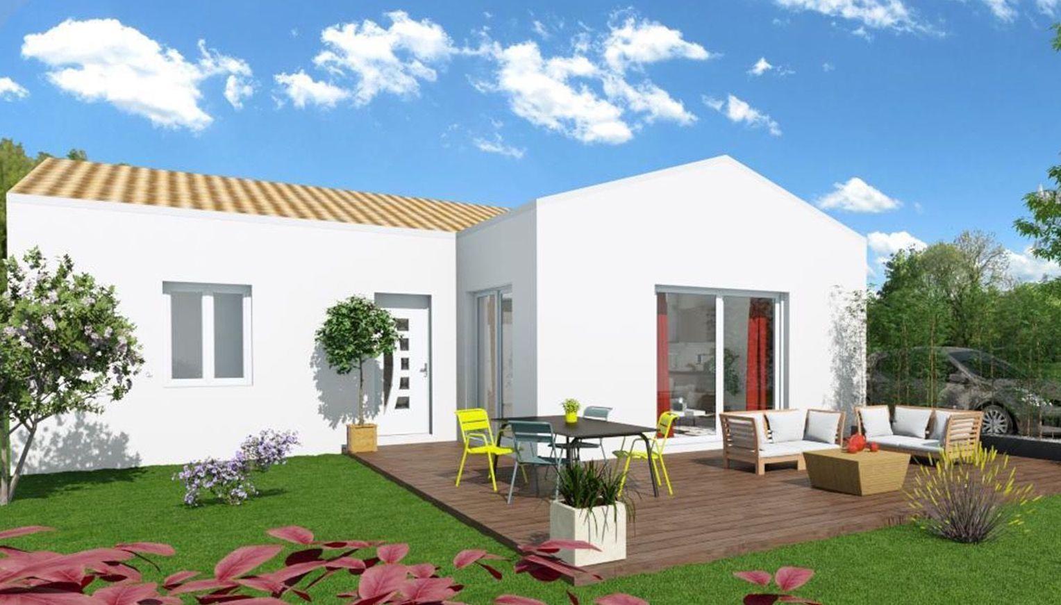 Photo de la maison n°2 de 84 m² à TROIS-PALIS
