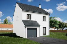 image miniature Maison 95.63 m² avec terrain à MUIDES-SUR-LOIRE (41)