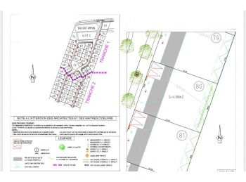 Photo du terrain à bâtir de 438m²<br> à NOGENT-LE-ROI (28)
