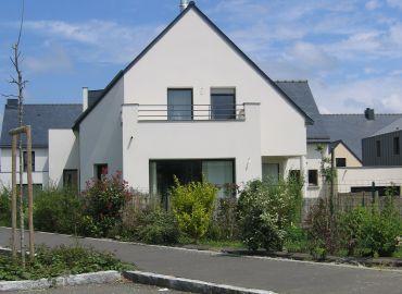 image de la construction de maison La Mézière (35)