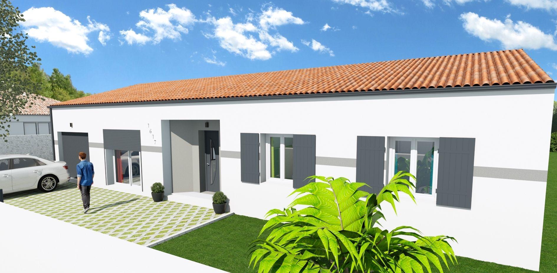 Photo de la maison n°1 de 96 m² à SAINTES