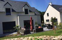 image Livraison d'une construction de maison neuve à CAMOEL (56)