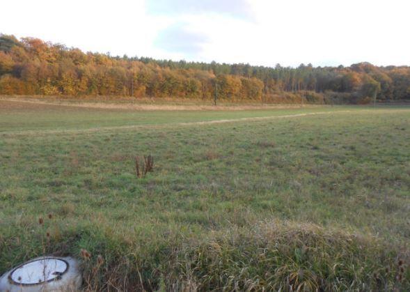 Photo du terrain à bâtir de 3784 m² <br><span>BONNEUIL-MATOURS(86)