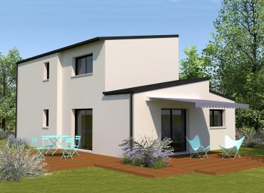 image offre-terrain-maison Maison 103.19 m² avec terrain à GRAND-FOUGERAY (35)