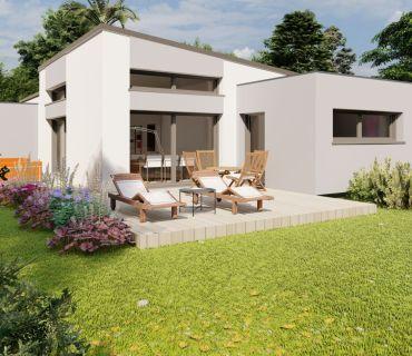 Maison 100 m² avec terrain à JANZE (35)