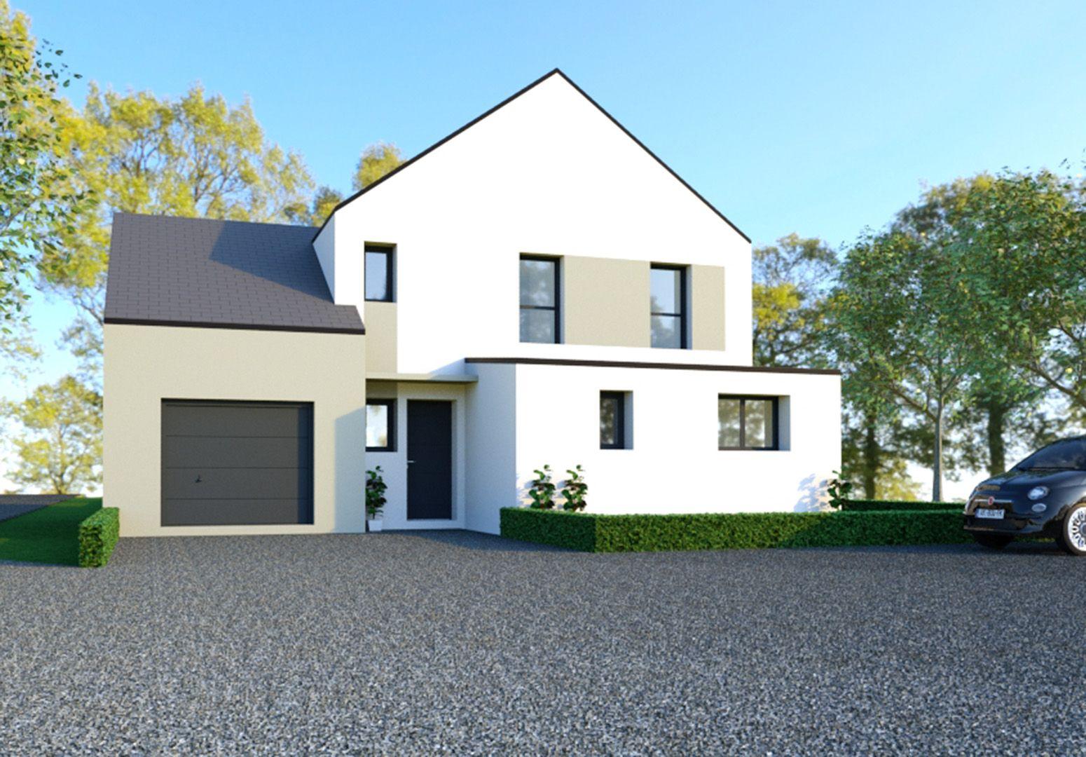 Image du modèle de maison DINARD 4CH 105