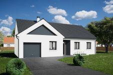 image miniature Maison 85.82 m² avec terrain à PUISEAUX (45)
