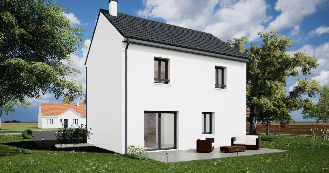 image Maison 101.72 m² avec terrain à MOREE (41)