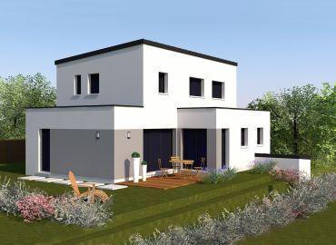 image offre-terrain-maison Maison 113 m² avec terrain à SAINT-SAMSON-SUR-RANCE (22)